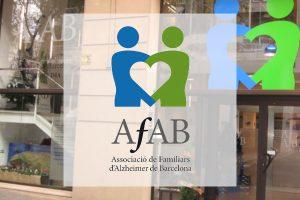 Programa Renacer en la Associació de Familiars de malalts d'Alzheimer de Barcelona con whi institute