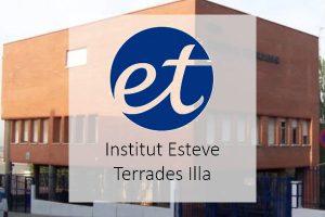 Taller de estres y confianza en IES Esteve Terradas i illa con whi institute
