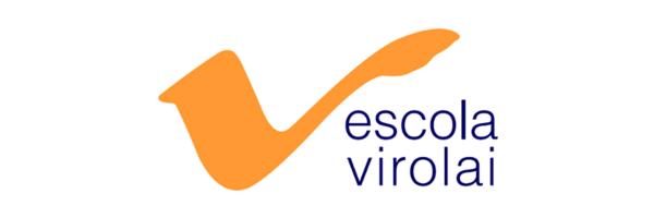 Logo de la Escola Virolai