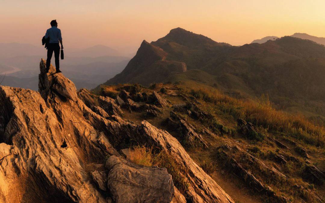 fondo post sobre los pasos para transformar tu vida
